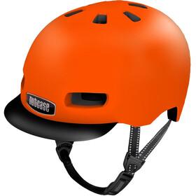 Nutcase Onyx MIPS Helm, hi viz solid matte